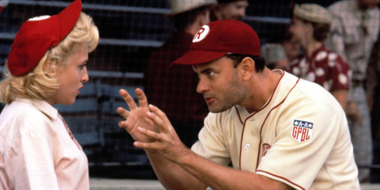 league of their own essay This saturday marks the 25th anniversary of the hollywood version of a league  of their own, which first hit theaters on july 1, 1992, and has.