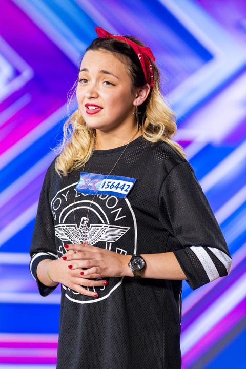 Lauren Platt X Factor | Facebook