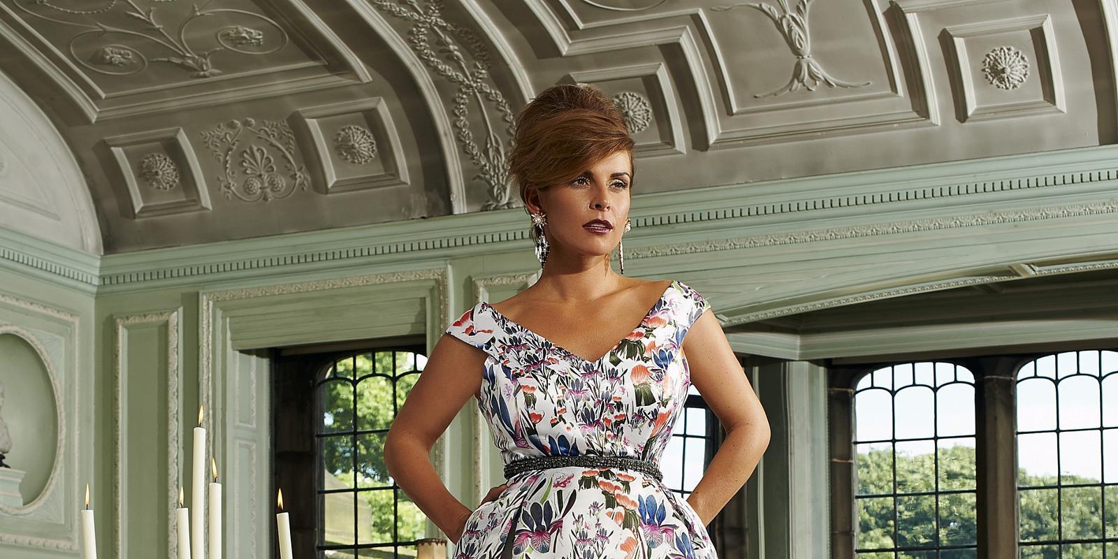 Coleen Rooney unveils fairytale-inspired Littlewoods clothing collection