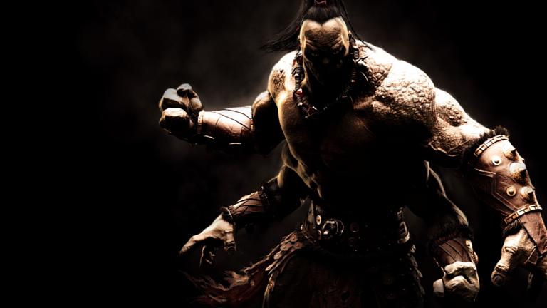 Goro in Mortal Kombat X