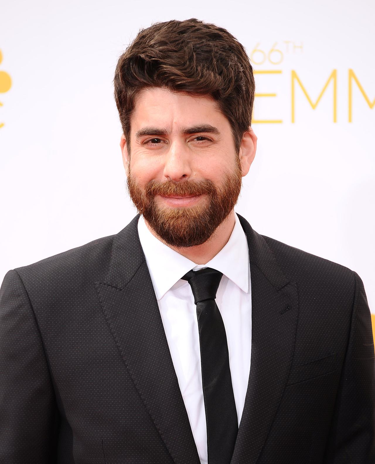 Adam Goldberg 2018 Haircut Beard Eyes Weight