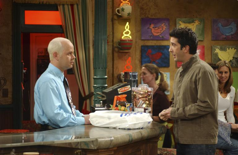 james michael tyler friends salary