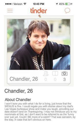 Good dating profile man