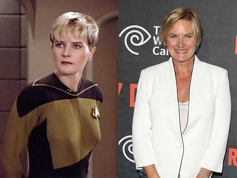 Star Trek: The Next Generation cast – where are they now?
