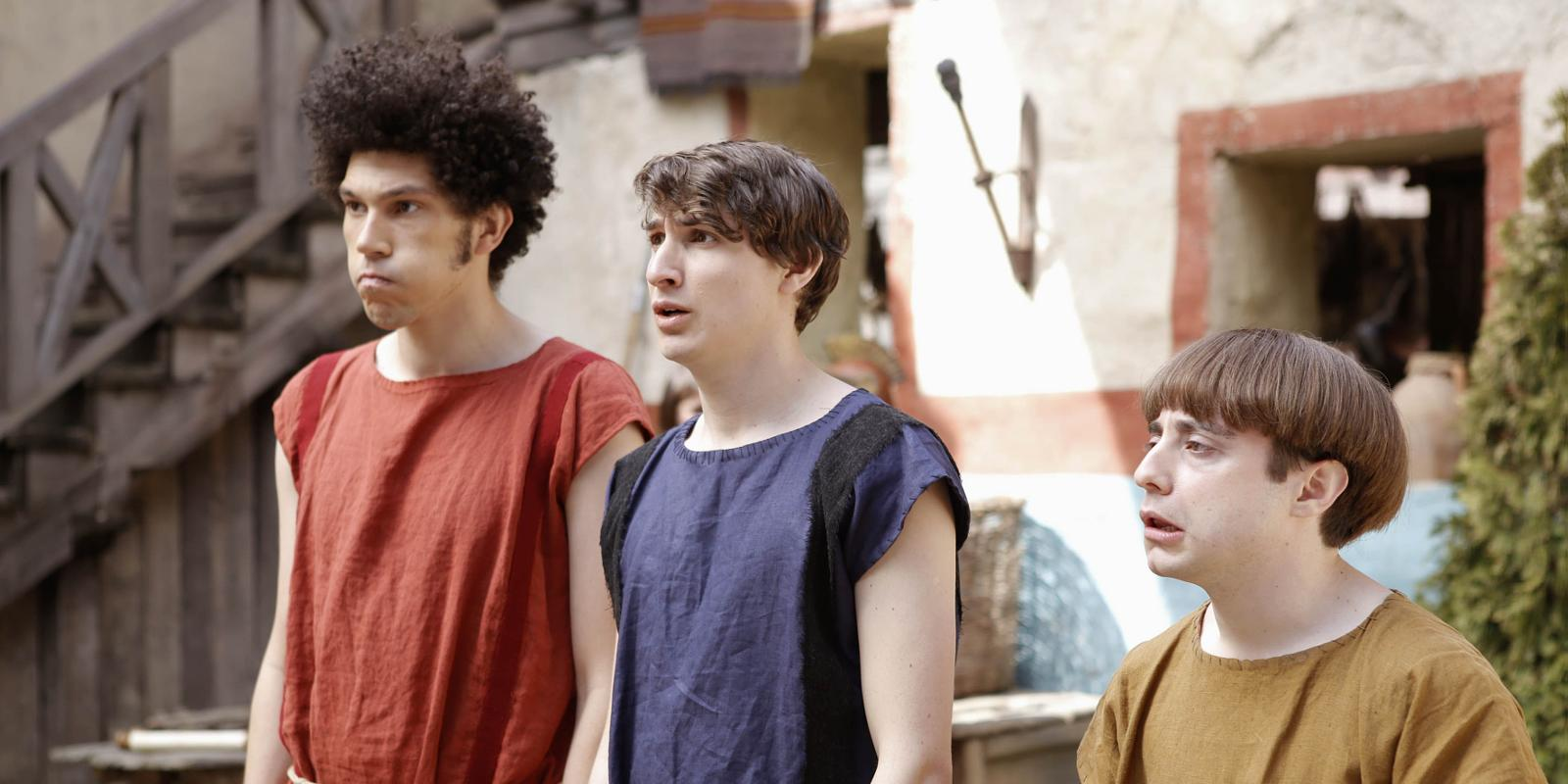 Image result for PLEBS TV SHOW