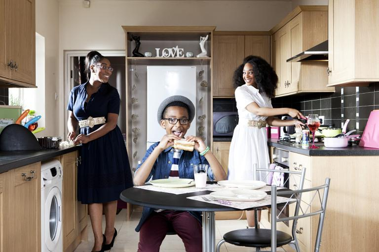 The Kitchen Tv Show the kitchen on bbc two: was it just gogglebox with food?