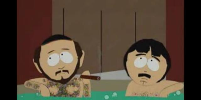 Hot cartoon porn south park