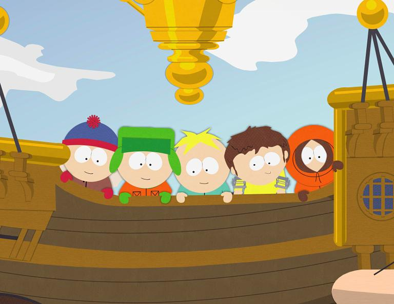 South Park Background No Characters