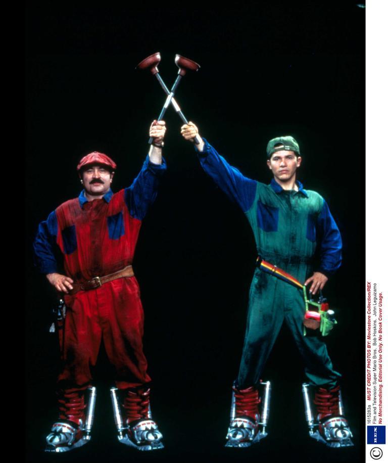 Games on Film: Super Mario Bros