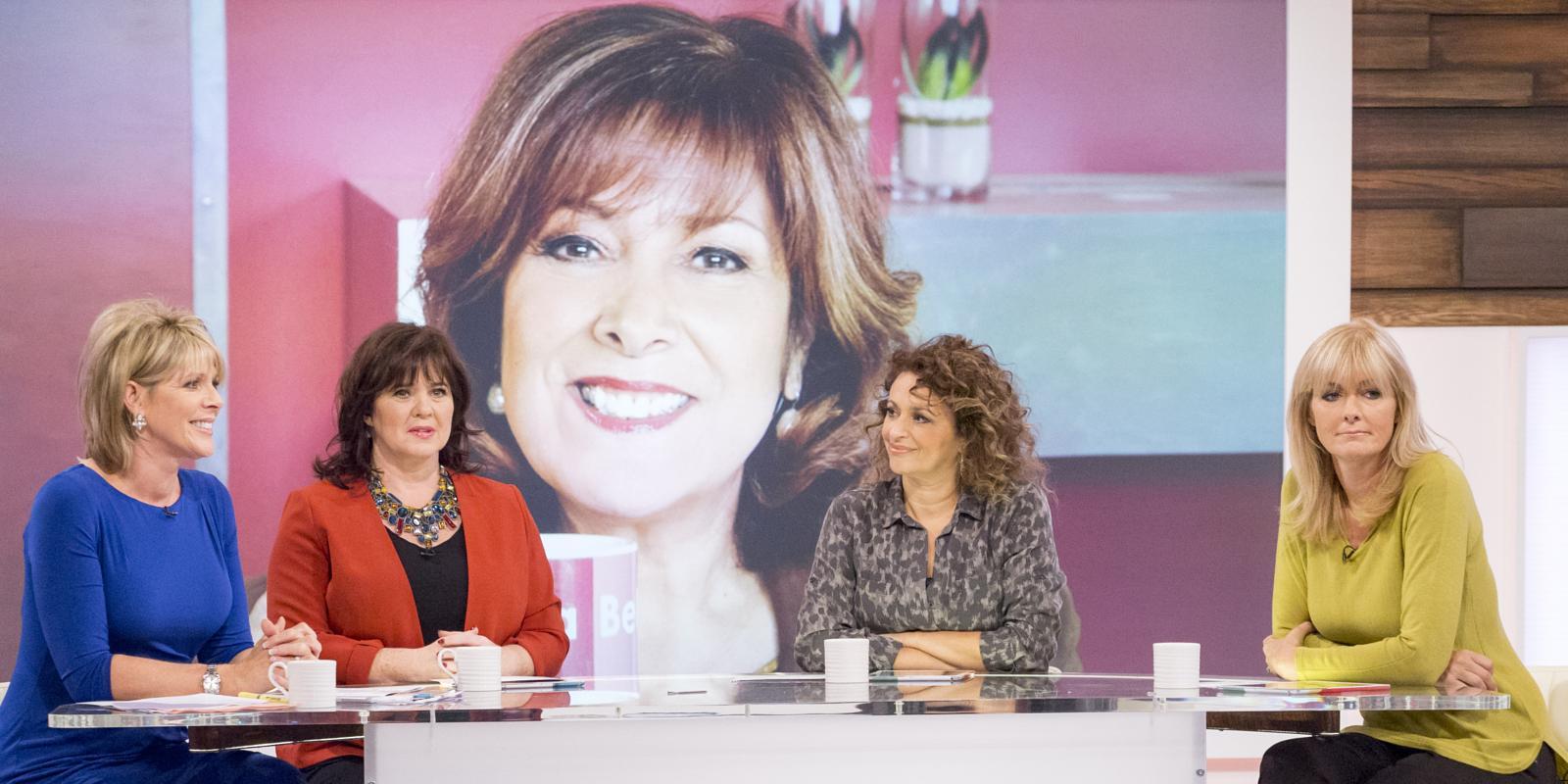 Lynda Bellingham detailed Christmas plans in last Loose