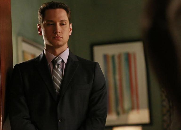 How to get away with murder can the hit series avoid repeating matt mcgorry as asher millstone in how to get away with murder s01e04 ccuart Image collections