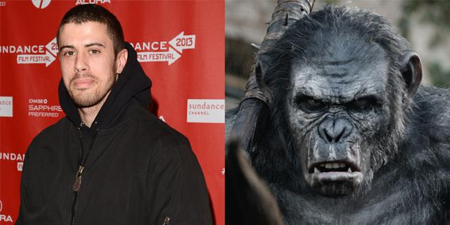 Pics For > Blue Eyes Planet Of The Apes Actor