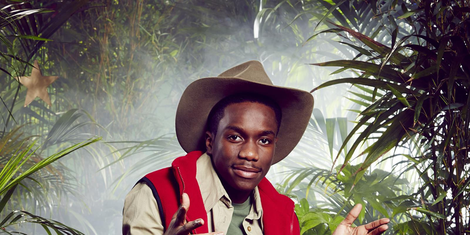 Tinchy Stryder on I'm A Celebrity - best quotes, videos ...