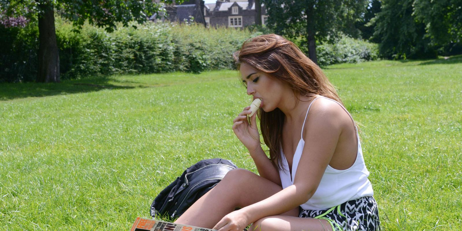 I M A Celebrity 2014 Who Is Nadia Forde Check Out 7 Pre