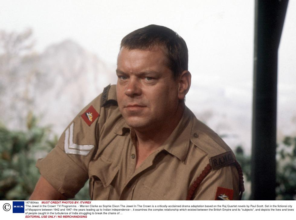 warren clarke cancer
