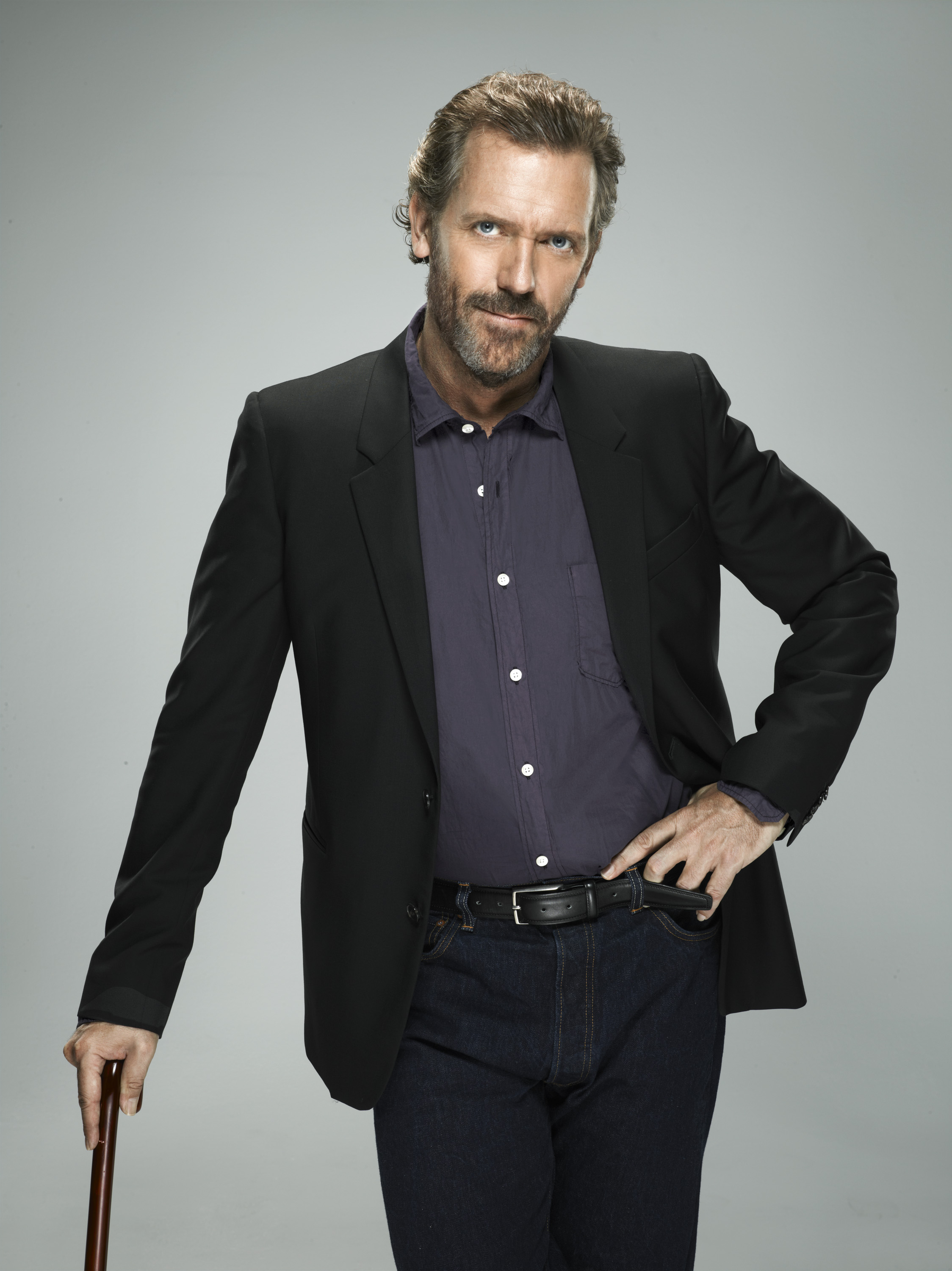 Hugh Laurie is returni...