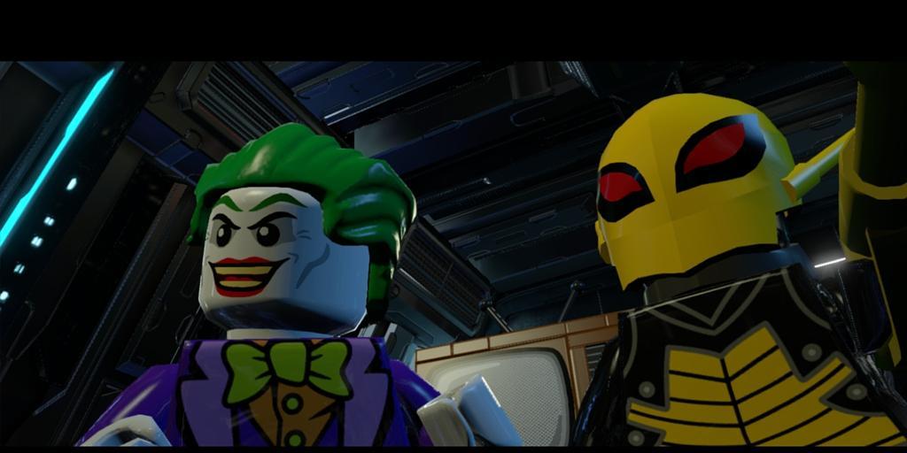 LEGO Batman 3: Beyond Gotham (PS4): Space adventure is familiar ...