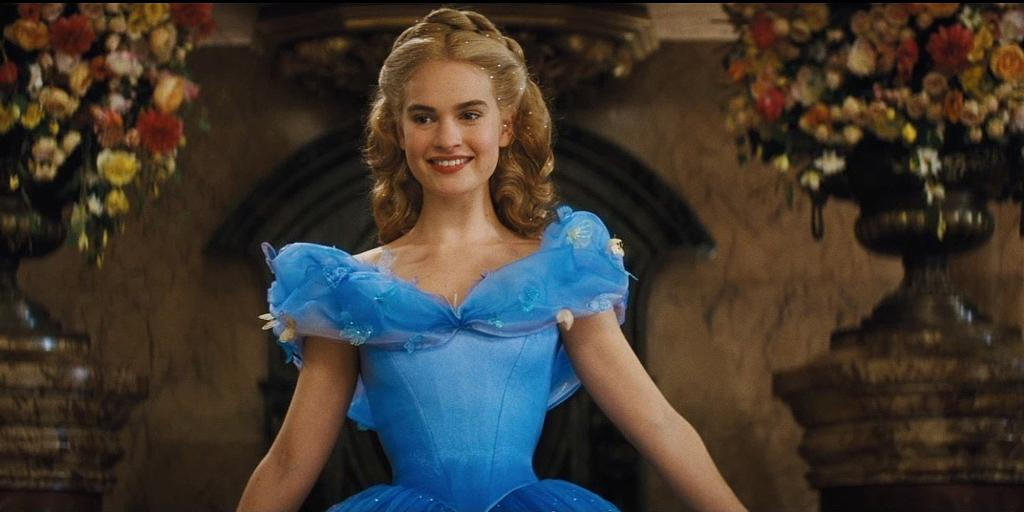 See Cinderella's Lily James sing 'A Dream Is a Wish Your ...