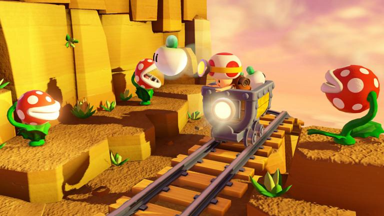 captain toad treasure tracker is a super mario spin off for wii u