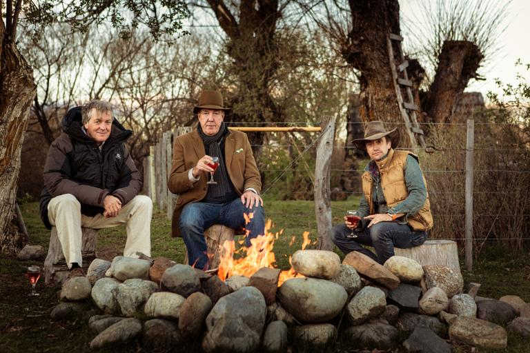 james may jeremy clarkson richard hammond in the top gear christmas special - 2014 Christmas Shows On Tv