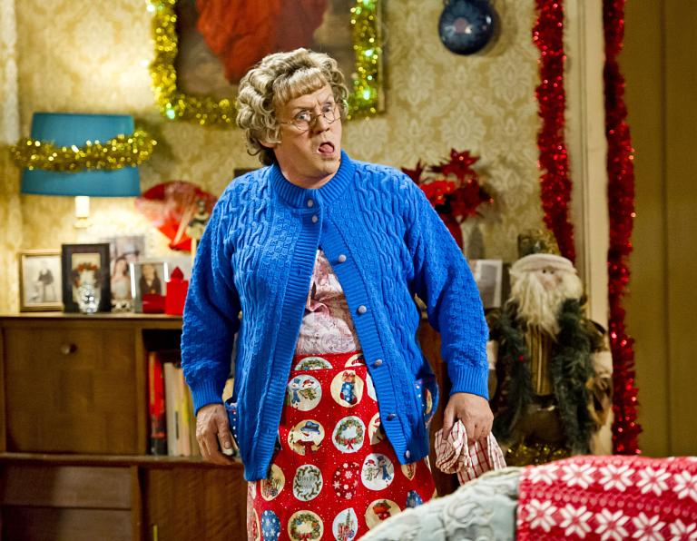 brendan ocarroll in the mrs browns boys christmas - 2014 Christmas Shows On Tv