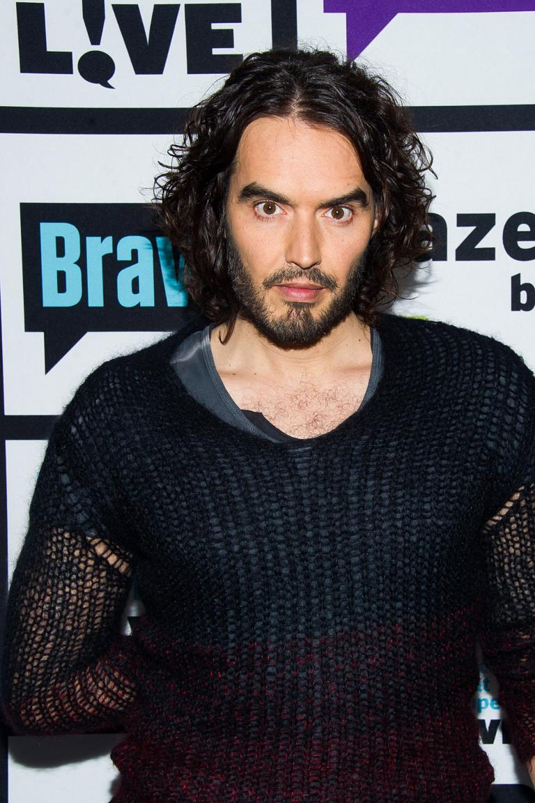 Russell Brand Hits Back At The Sun Rupert Murdoch Is The Real