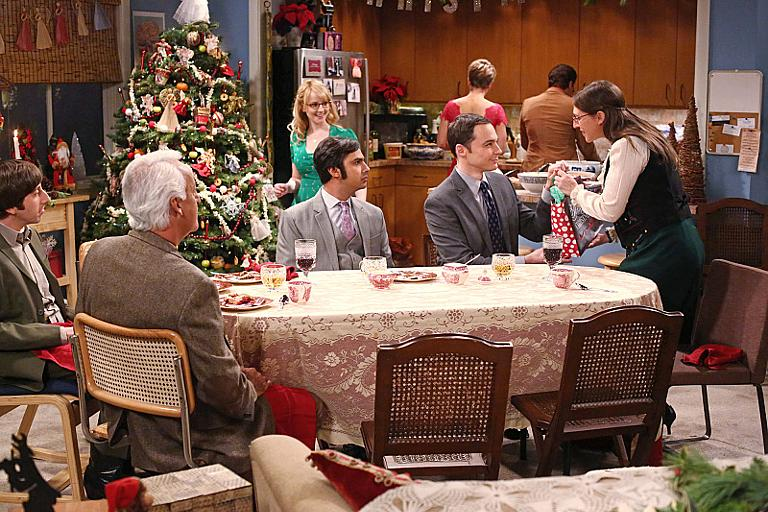 Big Bang Theory season 8 episode 11 recap: A sweet Victorian Christmas