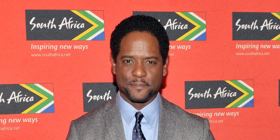 Blair Underwood attends the 2014 Ubuntu Awards at Gotham Hall