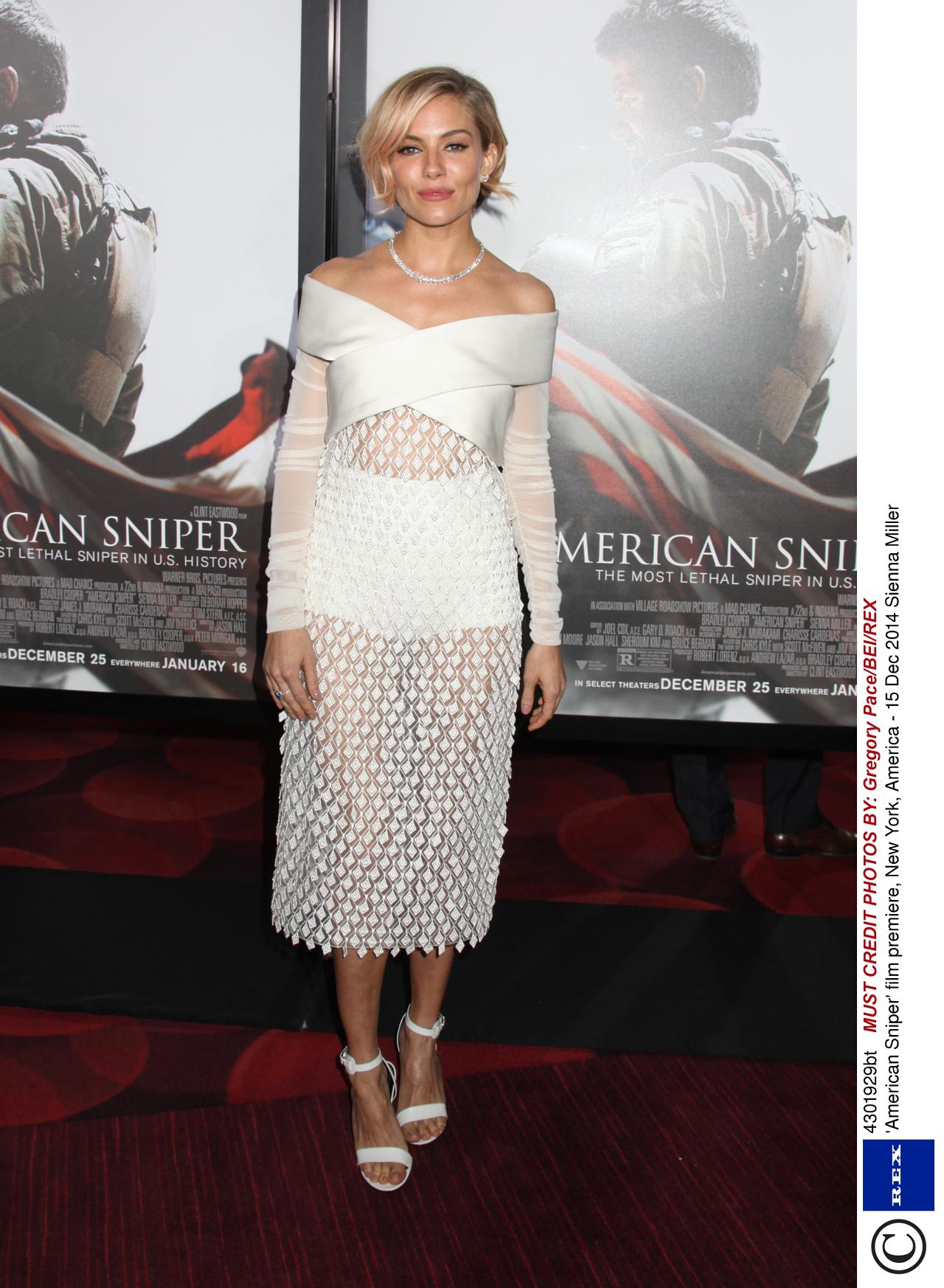 Empire American Sniper Review Gallery Sienna Miller