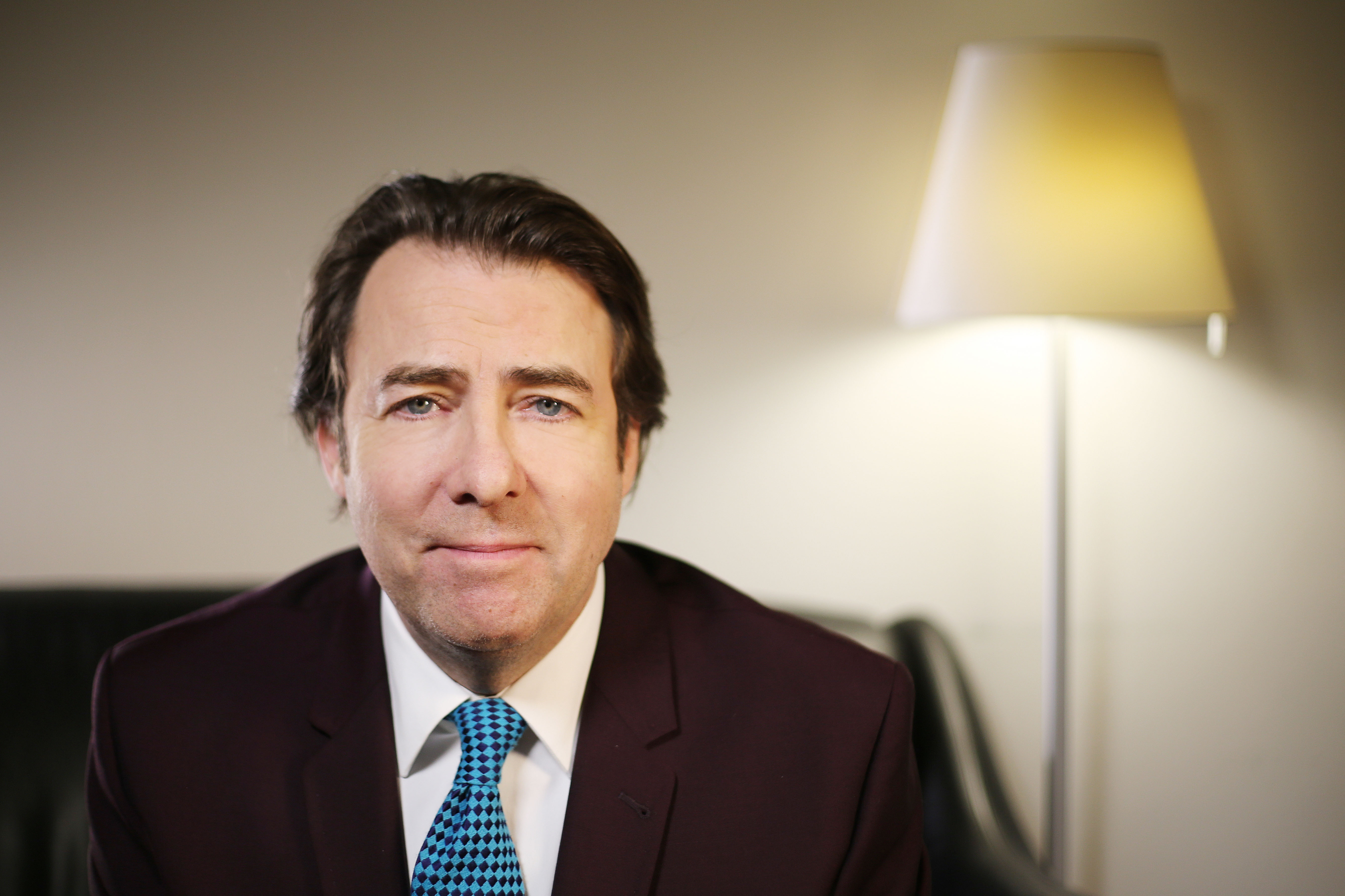 Jonathan ross top spank