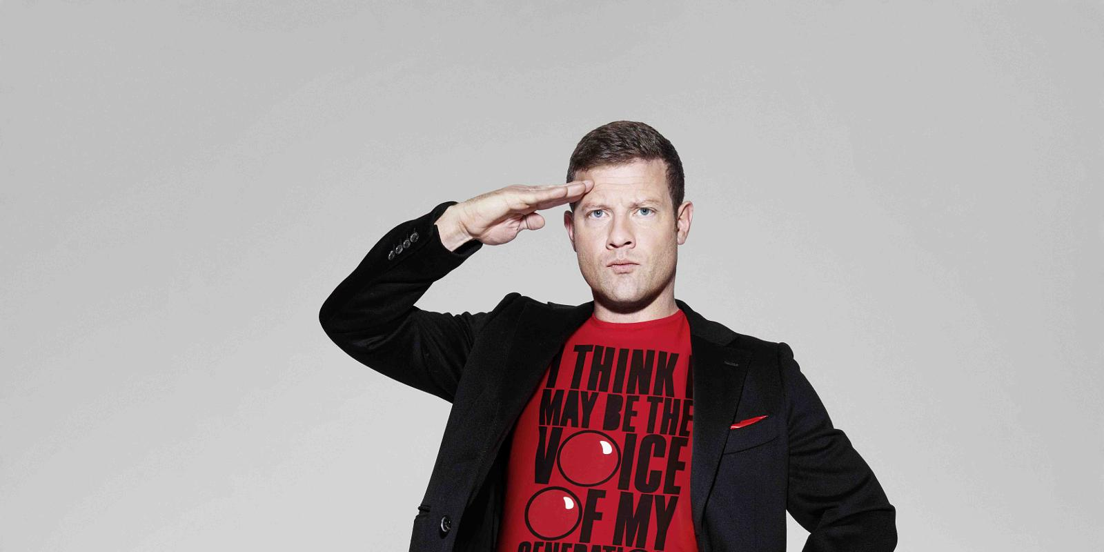 Dermot O\'Leary interview: \'People say I can\'t dance, and I\'m like ...