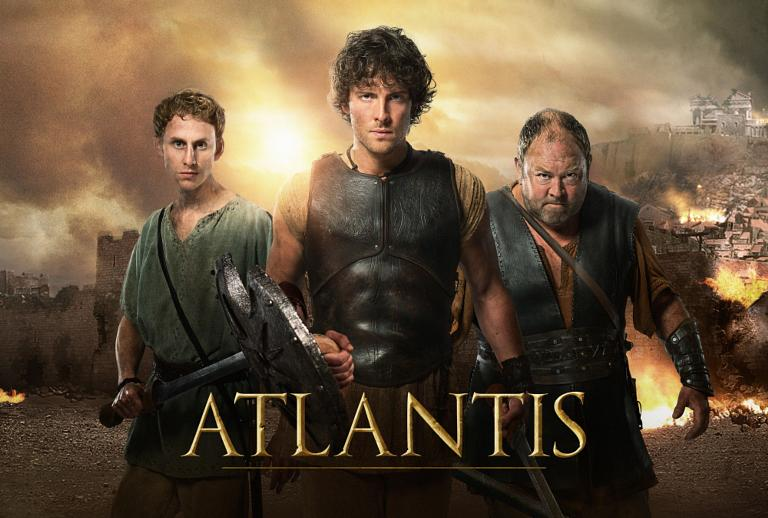 Atlantis 1x01 y 1x02 Espa&ntildeol Disponible
