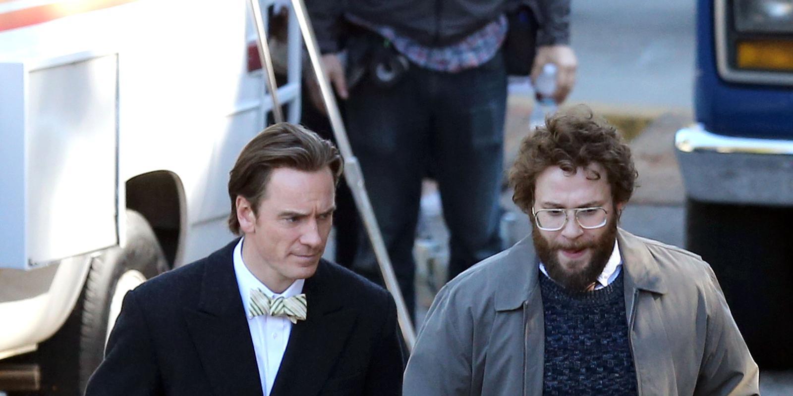 Steve jobs film michael fassbender dating