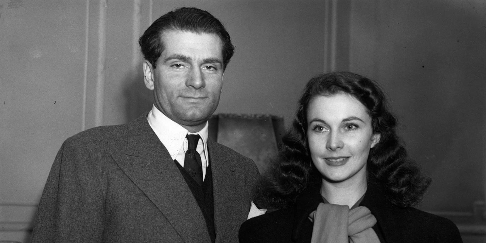 Pics For > Laurence Olivier And Vivien Leigh