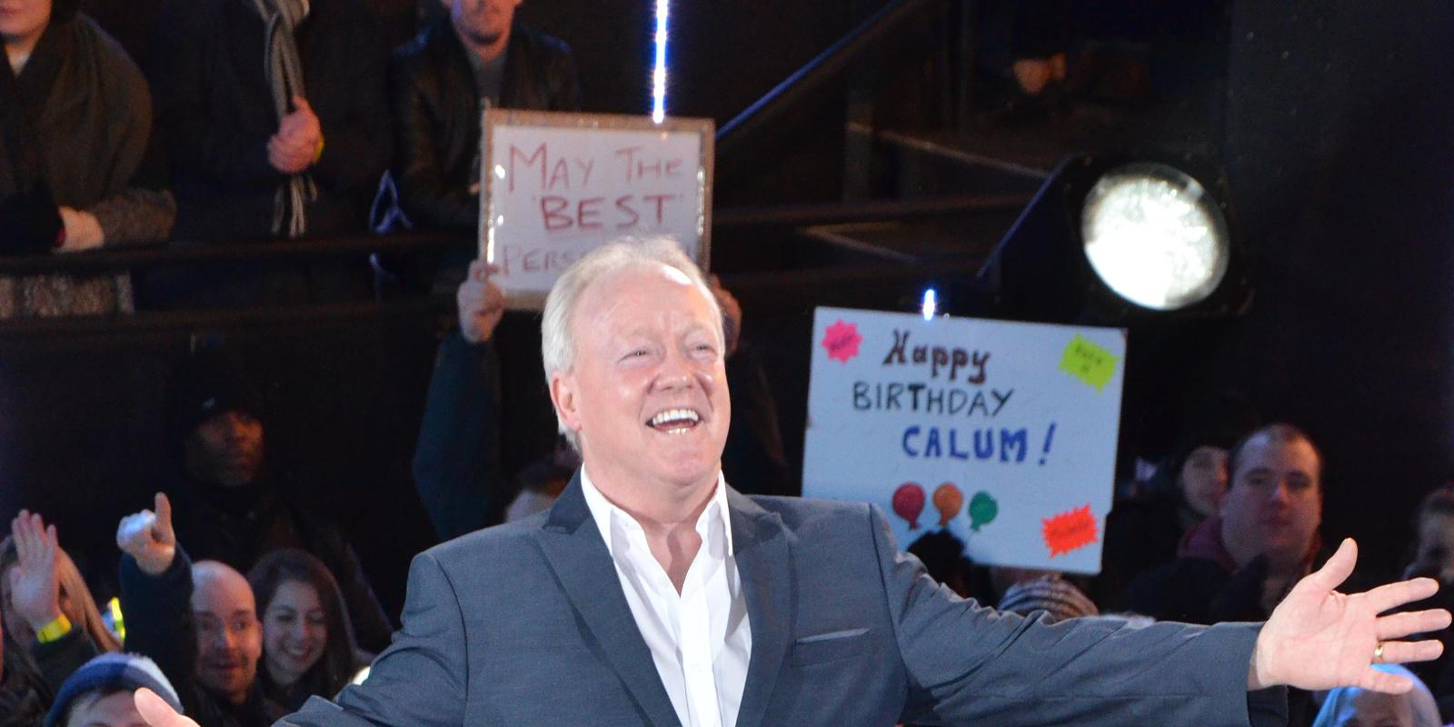 Keith Chegwin: Meet the Celebrity Big Brother contestants ...