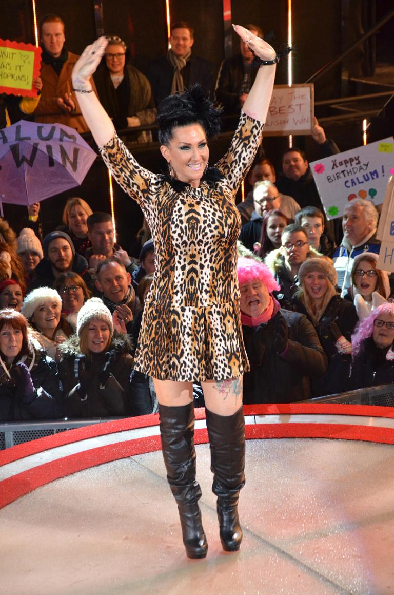 Michelle Visage Is Evicted From Celebrity Brother 2017