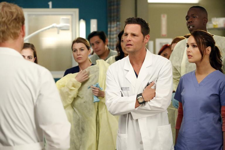 Watch Grey\'s Anatomy\'s new episode preview as the shock news is ...