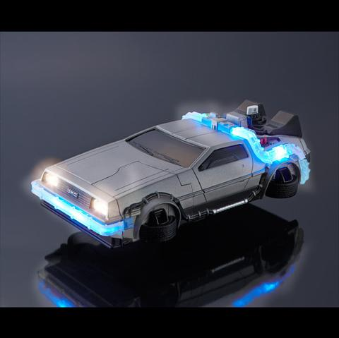 An IPhone Case Shaped Like A DeLorean