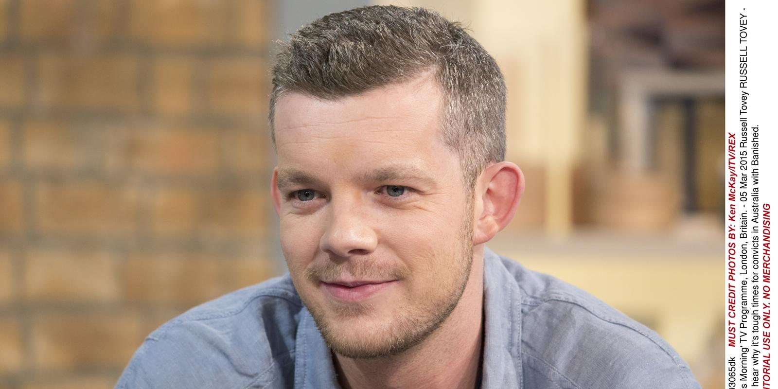 tovey women Is russell tovey allergic to shirts now his new trailer the pass says 'yes' the looking star struggles with his sexuality in football drama.