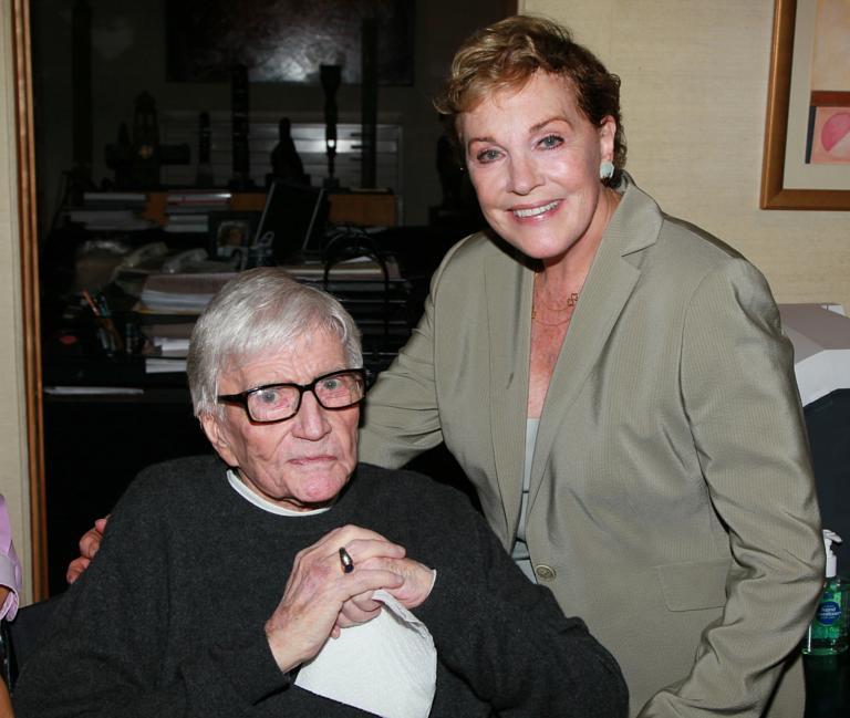 Image Gallery Julie Andrews Husband 39 S Death