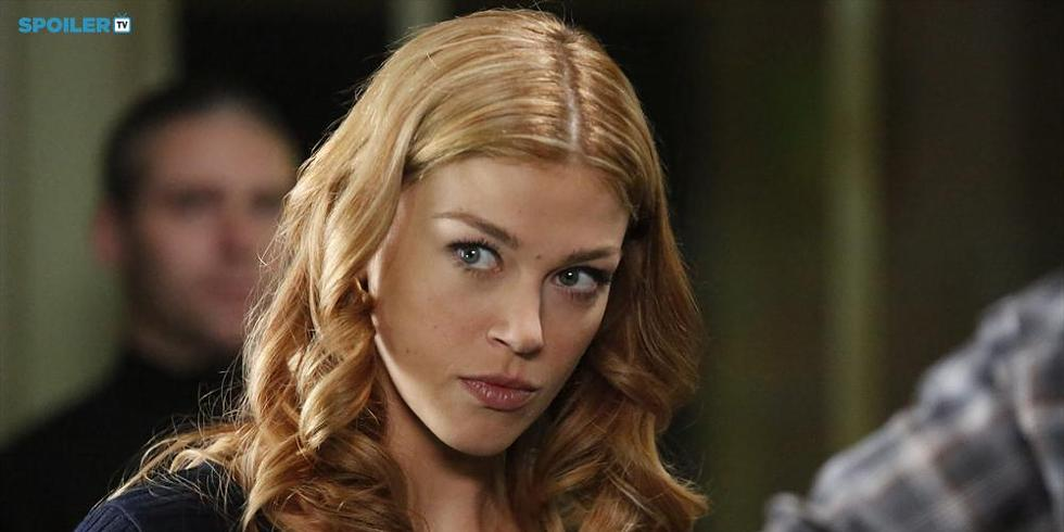 Adrianne Palicki, Nick Blood To Lead Agents Of SHIELD Spinoff