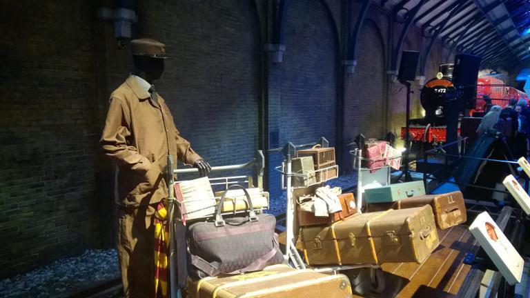 london harry potter tour