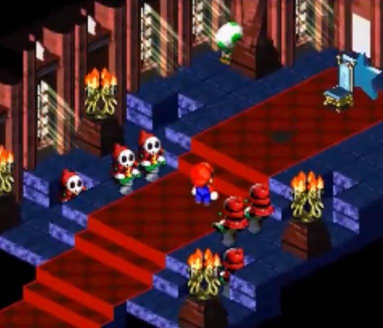 super mario rpg retrospective a swan song for the super nintendo