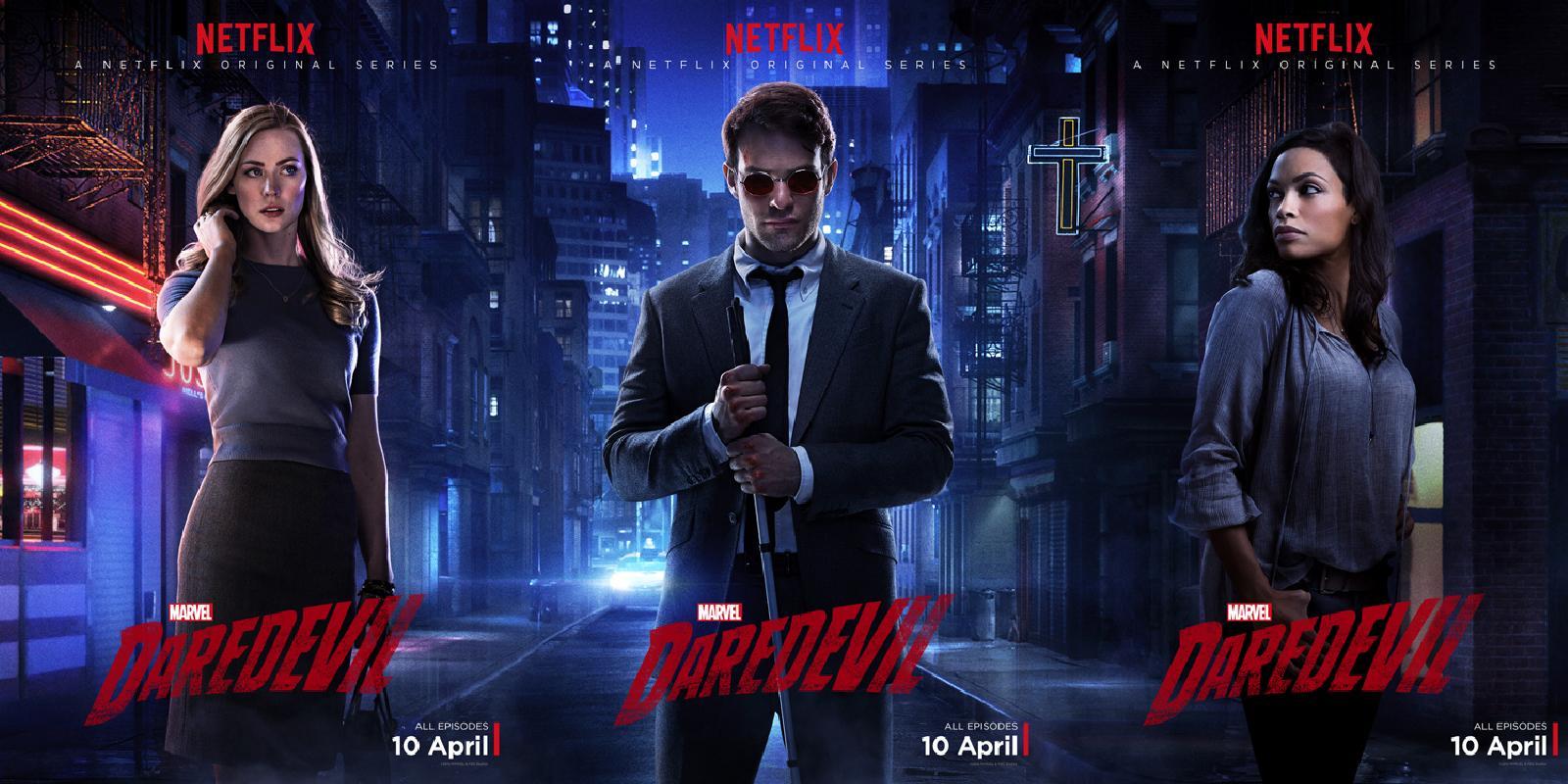 Watch Marvels Daredevil Trailer Charlie Cox Unleashes Blind Justice