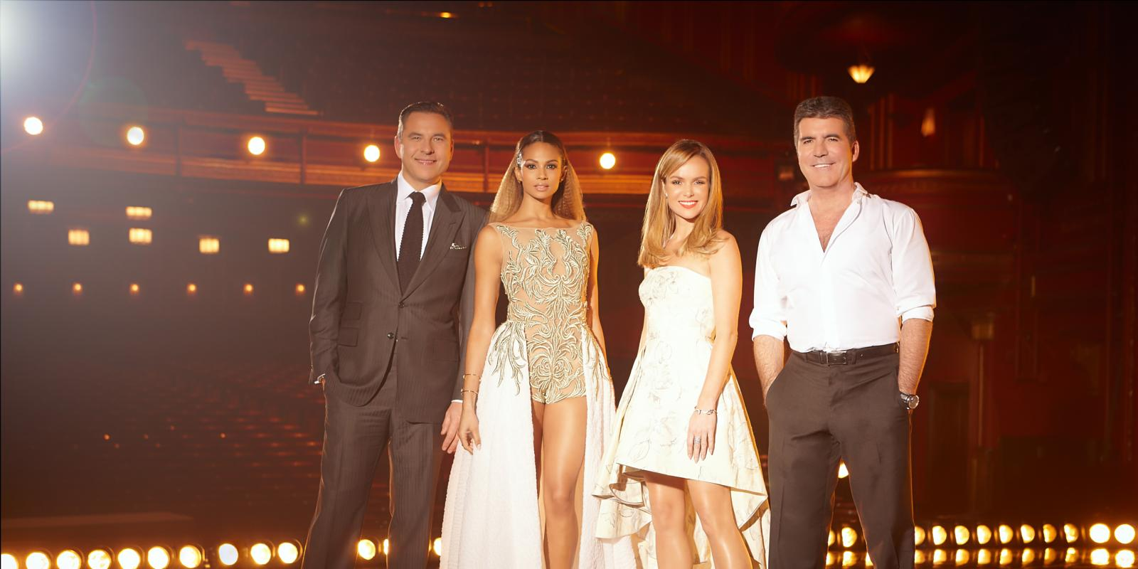 Amanda Holden and Alesha Dixon are raring to go as Britain\'s Got ...