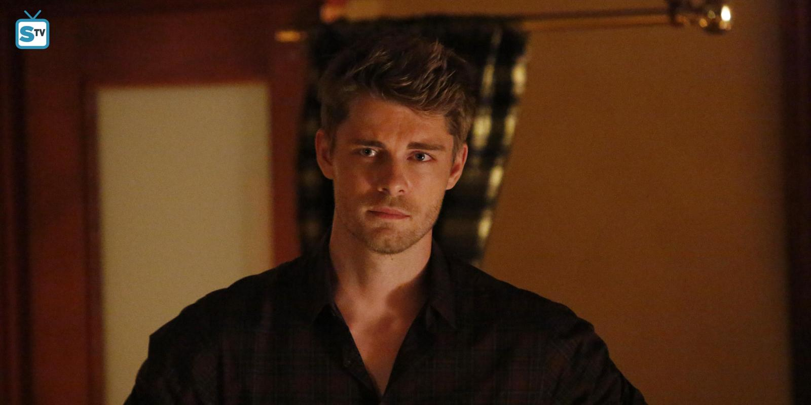 Luke Mitchell is getting an Agents of SHIELD promotion in ...