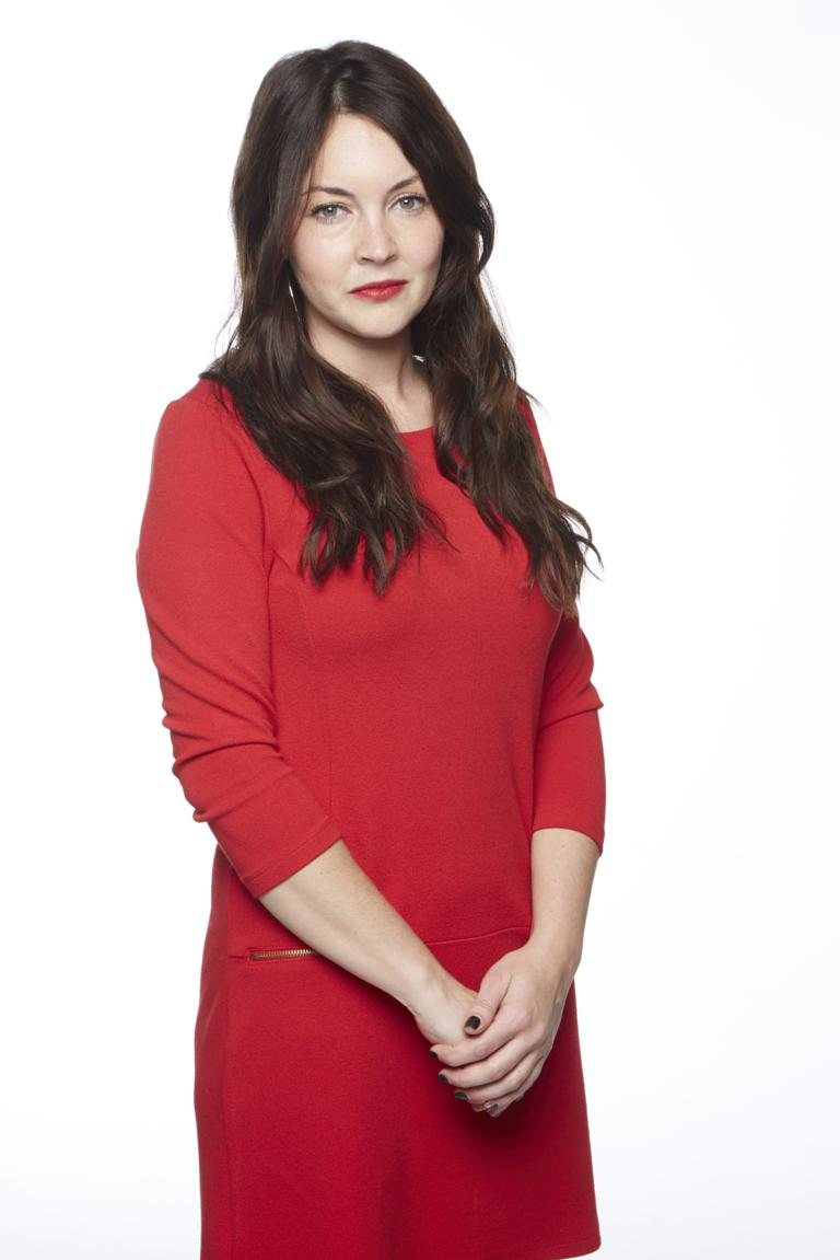 EastEnders Lacey Turner on Martin Fowler s proposal It s such a