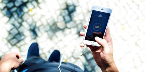 adidas compra app