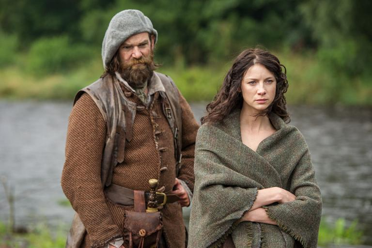 Image result for claire meets murtagh