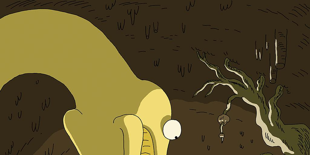Amazing Animation Over The Garden Wall Is Coming To Comics